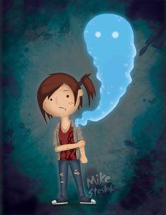 Beyond Two Souls Jody and Aiden fan art by MikeDead.deviantart.com on @deviantART
