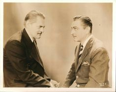 Lionel and John Barrymore in Arsene Lupin.