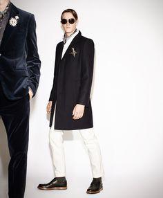 Louis Vuitton Men's PF '13 Look 14