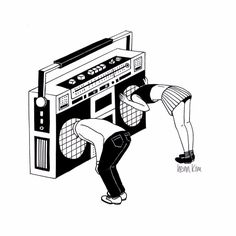 Koning — black and white surreal illustrations by henn kim white art, black white, Radiohead, Camisa Rap, Foto Logo, Henn Kim, Black And White Illustration, Grafik Design, Framed Art Prints, Rock And Roll, Art Drawings