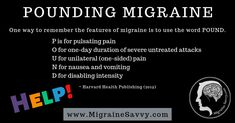 Migraine Headache Symptoms: Your Early Warning Signs What are your migraine headache symptoms? Feel like you're getting a cold; freezing cold hands and feet Migraine Savvy Migraine Hangover, Chronic Migraines, Migraine Relief, Migraine Headache, Pain Relief, Migraine Pressure Points, Natural Remedies For Migraines, Asthma Remedies, Headache Symptoms