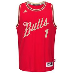 2015 @chicagobulls D.Rose Christmas Day Jersey