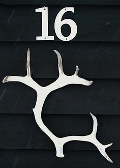 House Number from PS Arkitektur