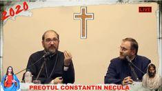 Preotul CONSTANTIN NECULA 2020 🙏 INTREBARI si RASPUNSURI - NOU - 🔝 VIRAL 🙏 Youtube, Blog, Mai, Italia, Blogging, Youtubers, Youtube Movies