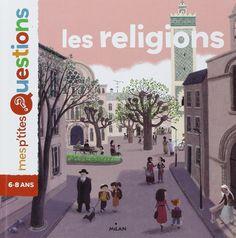 Amazon.fr - Les Religions - Pascale Hédelin - Livres super pour les 6-8 ans!!!!