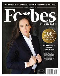Forbes Middle East - Magazine Store - My picture! :D