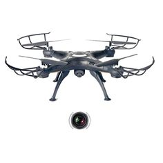 Peniya X5SW-1 6-Axis Gyro 2.4G 4CH WIFI Real-time Images Return RC FPV Quadcopter Drone Flyer Helicopter with HD Camera,Remote Control * Continue to the product at the image link.