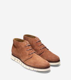Cole Haan ZeroGrand Chukka boots $278