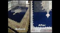 What Method Used in Blue Chinese Rug Cleaning