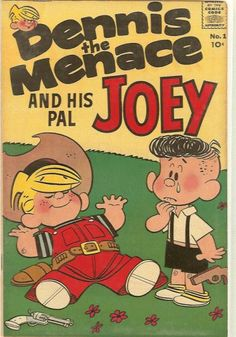 Hank Ketcham (14 March 1920  1 June 2001 USA) was a comics artist who began his career in the late... Hank Ketcham (14 March 1920  1 June 2001 USA) was a comics artist who began his career in the late 1930s as an animator for Walter Lantz and for Walt Disney. Working as a freelance cartoonist after World War II he was inspired by his son Dennis to create the Dennis the Menace syndicated cartoon. Dennis began in March of 1951 reached 30 million people world-wide within two years and is still…