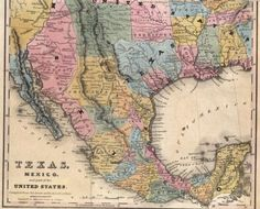 221 Best Texas Historical Maps images in 2019