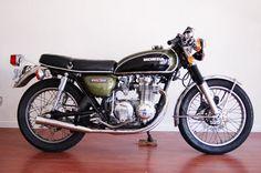 Vintage Honda CB: '75 CB 550