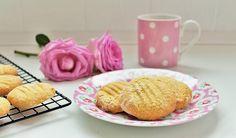 Delicious & Gluten Free: Gluten Free Polenta & Honey Biscuits
