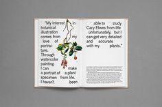 """Strange Plants"" book by Zio Baritaux"
