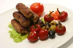 Čevapčiči z bravčového mäsa