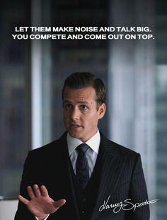 Suits Quotes Harvey, Harvey Spectre Quotes, Harvey Specter Suits, Suits Harvey, Words Quotes, Life Quotes, Qoutes, Genius Quotes, Amazing Quotes
