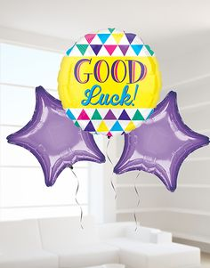 Say good luck with this colourful 'Good Luck' helium balloon. The lucky recipient will be feeling extra lucky with this thoughtful gift! Whether you want to send a cute St Patrick's Day gift or wish them good luck for an upcoming test, interview, or date, these balloons are the ultimate good luck gift! Pink Happy Birthday, Happy Birthday Candles, Happy Birthday Balloons, Balloons Online, Helium Balloons, Elizabeth Arden Red Door, Good Luck Gifts, Lucky To Have You, St Patrick's Day Gifts