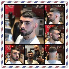 Gran cambio de imagen que crea Jorge para Adrian una tendencia más actual.