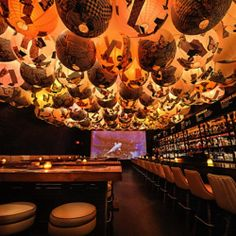 The coolest bars and restaurants in San Diego. Bucket list!