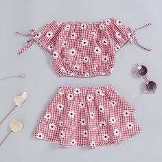 Frocks For Girls, Little Girl Outfits, Kids Outfits Girls, Girls Fashion Clothes, Cute Outfits For Kids, Toddler Girl Dresses, Kids Fashion, Little Girl Clothing, Cute Casual Outfits