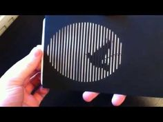 Analog Lenticular Card Animation