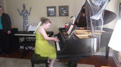 Piano fun at the Fall Fun Piano Party