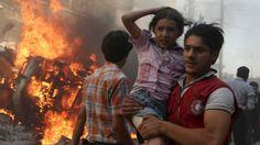 Quién pelea contra quién en la guerra en Siria. BBC   Asad, Estado Islámico, Al Qaeda y un sinnúmero de rebeldes, por un lado. Por otro, Arabia Saudita, Estados Unidos, Irán, Turquía y ahora también Rusia: cada vez es más complejo saber quién lucha contra quién en Siria.
