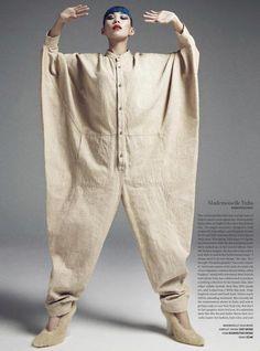 1980s (i assume) - Issey Miyake  www.fashion.net