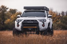 10 Lifted 5th Gen 4Runners that will Inspire Your 4Runner Build Toyota Lift, Black Rhino Wheels, Nitto Ridge Grappler, Mod List, Rock Sliders, Bull Bar, Windshield Washer, Roof Top Tent, Automobile