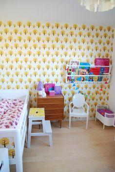1000+ images about barnerom - inspirasjon on Pinterest Kids rooms ...