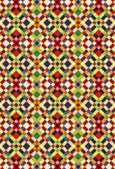 Pixel art print  by Goncalo Viana