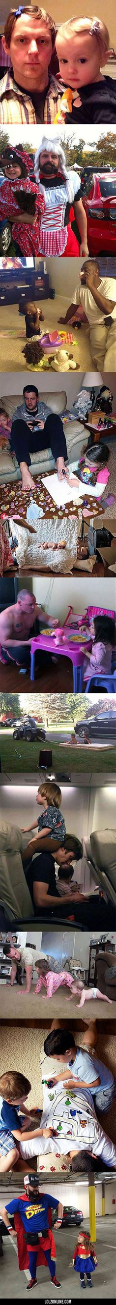 What It Really Is Like To Be A Dad#funny #lol #lolzonline
