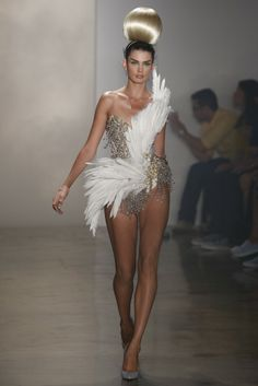 The Blonds RTW Spring 2014 - Slideshow - Runway, Fashion Week, Reviews and Slideshows - WWD.com