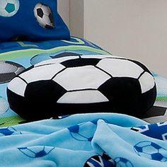 Catherine Lansfield Football Cushion