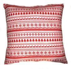 """Résultat de recherche d'images pour """"cross stitch cushion christmas"""""""