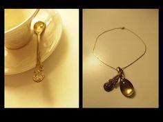 DIY Spoon necklace