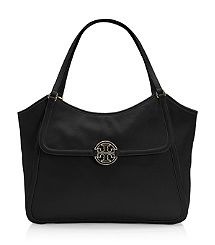 Amanda Easy Tote - I just got it as a gift in the camel color.  It is a great bag, spacious and malleable.  Exceptional for any business mom.
