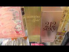 Perfume Hinode 212, One Million, Traduções Gold Inspiração! FELIZFERIADO...
