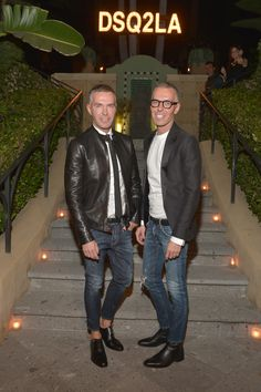 Scoop! Dsquared2′s Dean and Dan Caten On A Move To NYFW