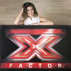 ".: #FernandaPaesLeme será a apresentadora de ""X Factor"" no Brasil"
