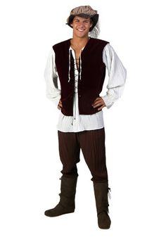 Renaissance Peasant Costumes - Mens Renaissance Clothing