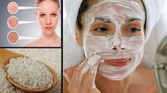 Rejuvenezca su piel con esta loción de agua de arroz - YouTube