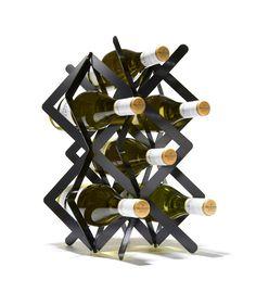 Wine rack by Brancott Estate and Studio Dror