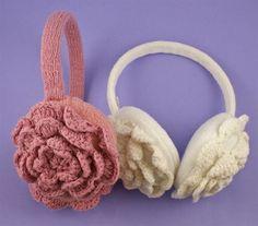 Wholesale Ladies Winter Hats on Jewellery World Crochet Kids Hats, Crochet Crafts, Crochet Wallet, Fast Crochet, Winter Hats For Women, Earmuffs, Crochet Hair Styles, Knitting For Beginners, Ear Warmers