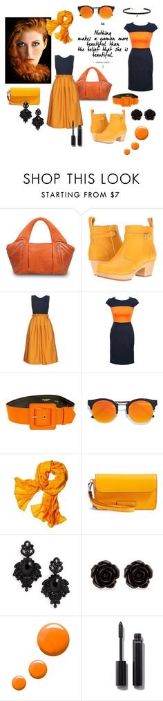 """Halloween Fashion Tips"" by crystalglowdesign on Polyvore featuring GRETCHEN, Swedish Hasbeens, Mother of Pearl, French Connection, Yves Saint Laurent, LULUS, Reed Krakoff, Vera Bradley, Tasha and Erica Lyons"