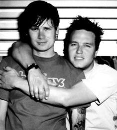 TOMARK! Tom DeLonge and Mark Hoppus