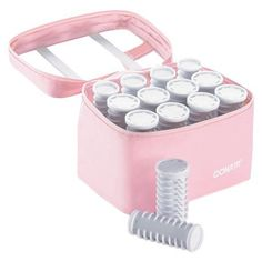 Conair HS28XPK Instant Heat Rollers, Breast Cancer Awareness, Power of Pink by Conair, http://www.amazon.com/dp/B000UWAJI6/ref=cm_sw_r_pi_dp_26U-qb0JC2W60