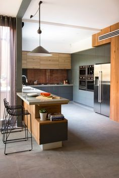 Kyal and Kara come in second on The Block's kitchen reveal #theblock