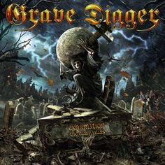 DAY ON A SCREEN: GRAVE DIGGER - EXHUMATION - THE EARLY YEARS (preivew)