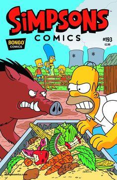 simpsons comic 193   ... Comics :: Simpsons Comics (1993) :: Simpsons Comics #193 Comic Book